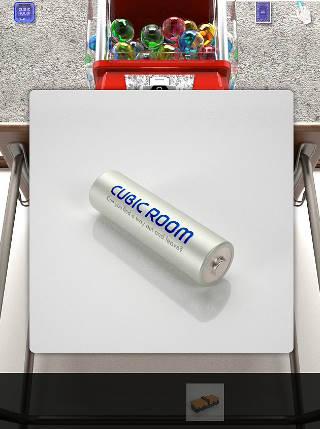cubic room2攻略 キュービックルーム2 電池