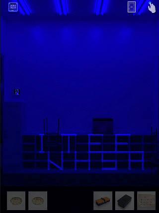 cubic room2攻略 文字が浮かび上がる