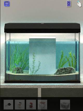 cubic room2攻略 水槽