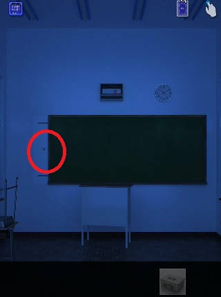 cubic room2攻略 暗闇の メモ紙