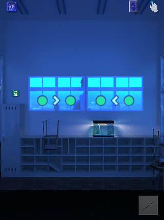 暗闇に浮かぶ色 cubic room2攻略