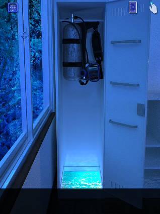 酸素ボンベ cubic room2攻略